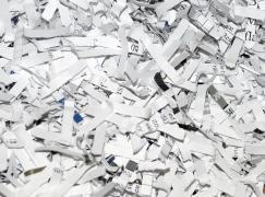 Конфіденційне знищення документів