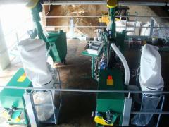 Линии гранулирования древесных отходов