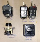 Переключатель ПКП 25, ПКУ-3, ПКП 10, ПП2 10 Н2М3 пакетный