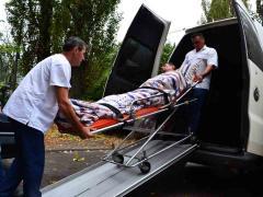 Перевозка больных по Киеву и Области