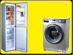 Repair of automatic washing machines. Refrigerators. Across Kharkov