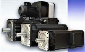 Шпиндельные двигатели мощностью от 0,75кВт до 226кВт