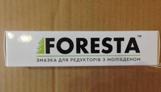 Смазка редуктора Foresta мотокоса электроинструмент Фореста