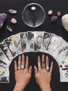 Tarot reader, numerologist Svetlana